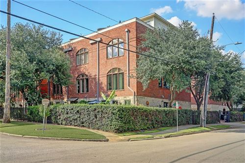 Photo of 3300 Taft Street #F, Houston, TX 77006 (MLS # 48902520)