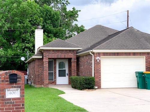Photo of 406 N Rivershire Drive, Conroe, TX 77304 (MLS # 59724522)