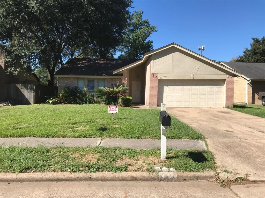 Photo for 7535 Quiet Forest Drive, Houston, TX 77040 (MLS # 76902523)