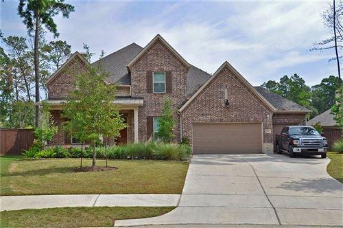 Photo of 13423 Beall Woods Lane, Humble, TX 77346 (MLS # 72381526)