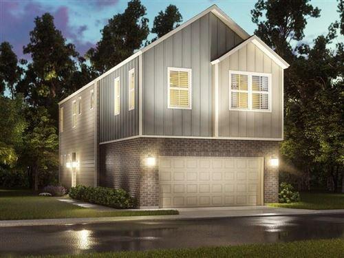 Photo of 9828 Magnolia Village Lane, Houston, TX 77080 (MLS # 83401526)
