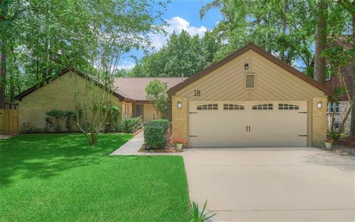 Photo of 18 Rosedale Brook Court, The Woodlands, TX 77381 (MLS # 84217526)