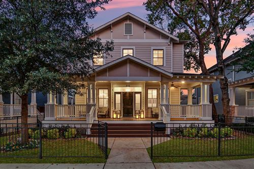 Photo of 824 Ashland Street, Houston, TX 77007 (MLS # 92778527)