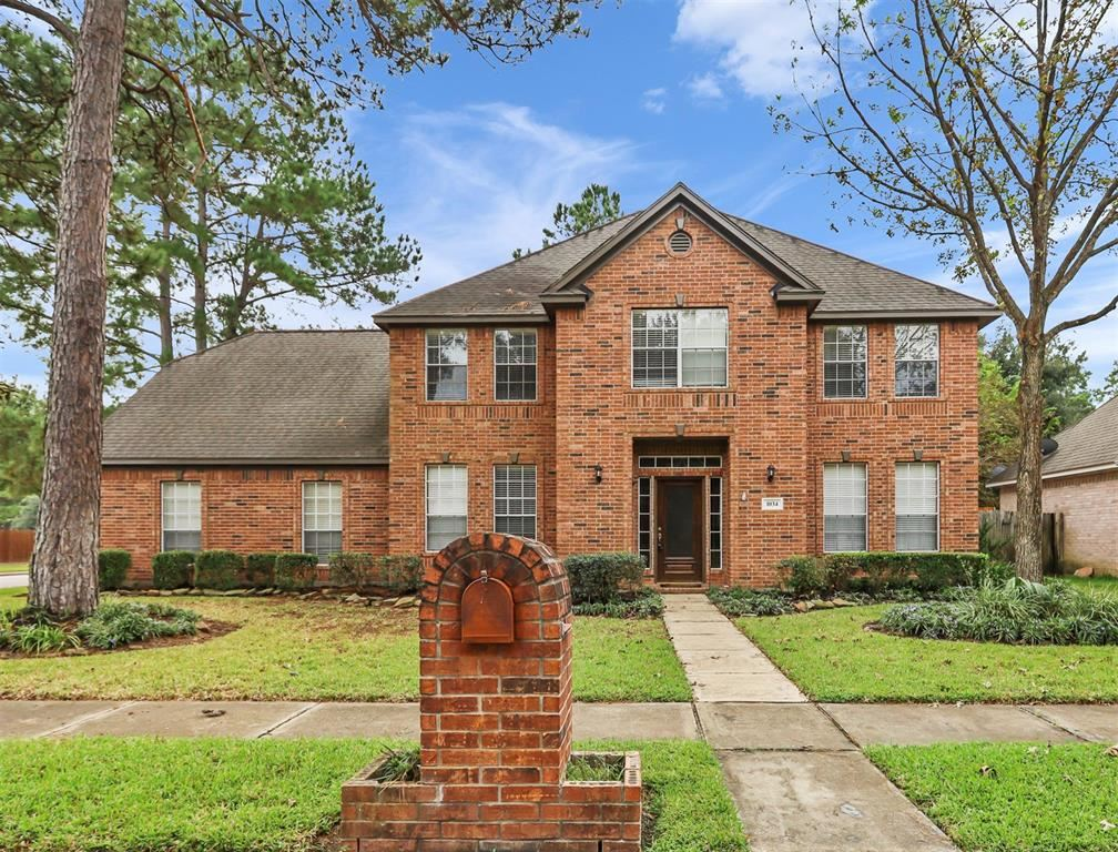 Photo for 1034 Forestburg Drive, Spring, TX 77386 (MLS # 10064527)