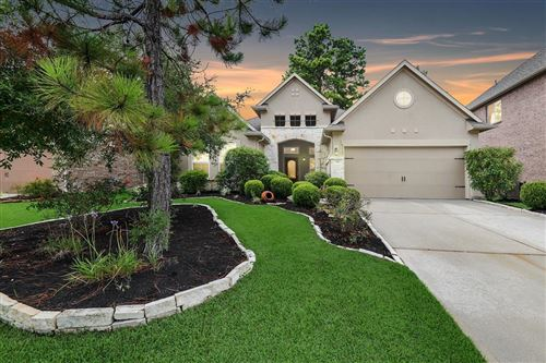 Photo of 39 Prairie Falcon Place, The Woodlands, TX 77389 (MLS # 42553528)