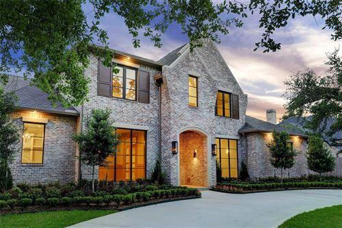 Photo of 11207 Tynewood Drive, Piney Point Village, TX 77024 (MLS # 17957531)