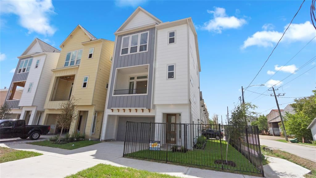 1417 Fowler Street, Houston, TX 77007 - #: 77103532