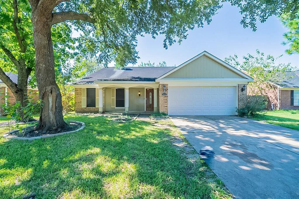 1611 Kriswood Drive, Houston, TX 77014 - MLS#: 77952532