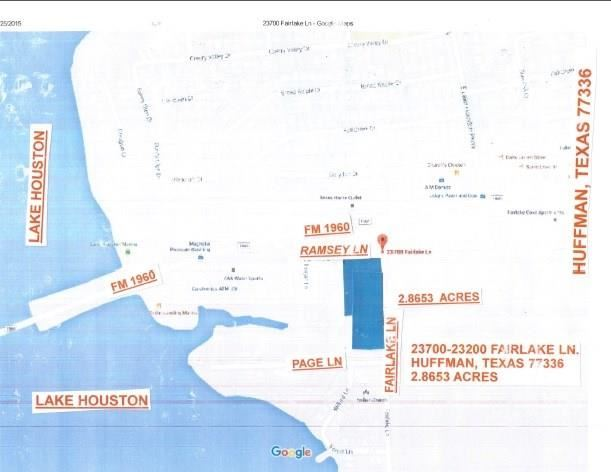 23841 S Fairlake Lane, Huffman, TX 77336 - MLS#: 93665532