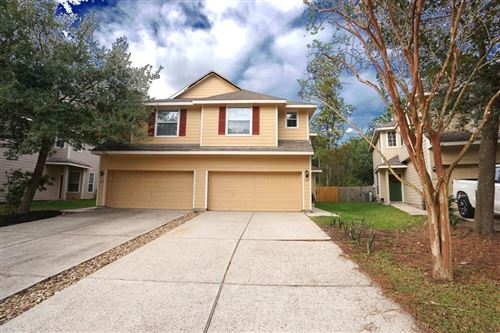 Photo of 126 E Stedhill Loop, The Woodlands, TX 77384 (MLS # 52848534)