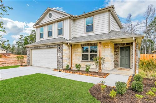 Photo of 161 Courageous Side Way, Magnolia, TX 77354 (MLS # 90287534)