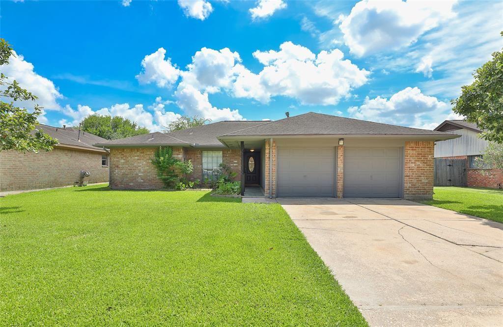 10606 Kirkvale Drive, Houston, TX 77089 - #: 75876534