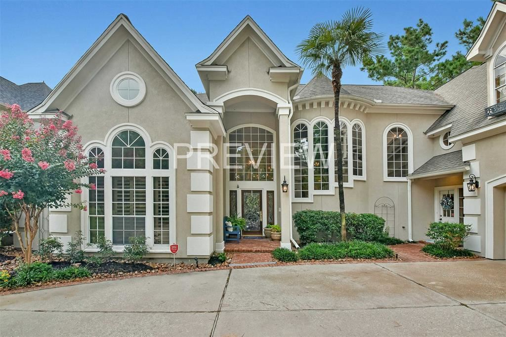 162 N Taylor Point Drive, The Woodlands, TX 77382 - MLS#: 77202534