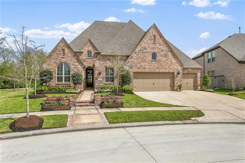 Photo of 17122 Texas Lancer Drive, Cypress, TX 77433 (MLS # 9806536)