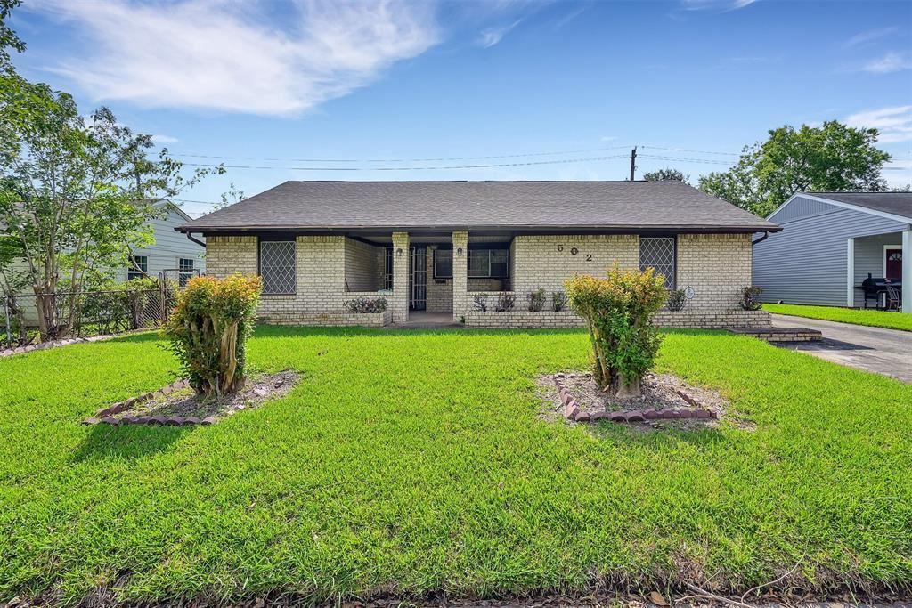 502 Sage Drive, North Houston, TX 77547 - MLS#: 12960538