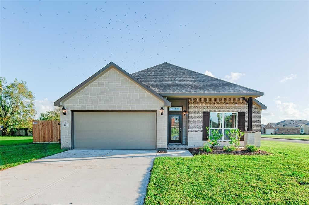 441 Countryside, West Columbia, TX 77486 - MLS#: 13115539