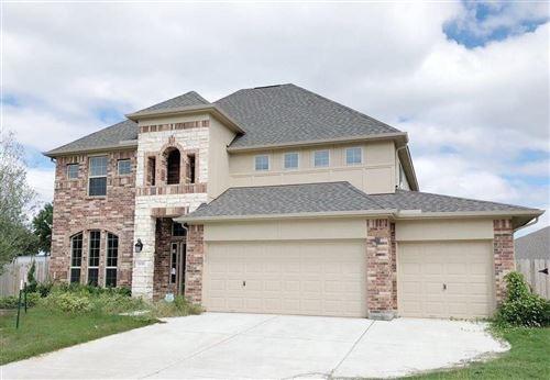 Photo of 11838 Trinity Bluff Lane, Cypress, TX 77433 (MLS # 12618541)