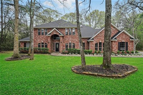 Photo of 23969 Majestic Forest, New Caney, TX 77357 (MLS # 32183541)