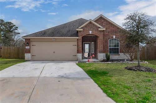 Photo of 20318 Sir Penguin Drive, Hockley, TX 77447 (MLS # 40798541)