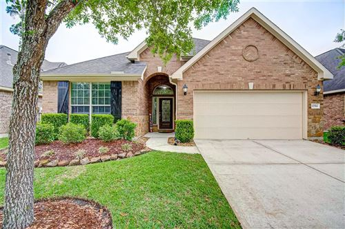 Photo of 12514 Crockett Bend Lane, Humble, TX 77346 (MLS # 41565542)