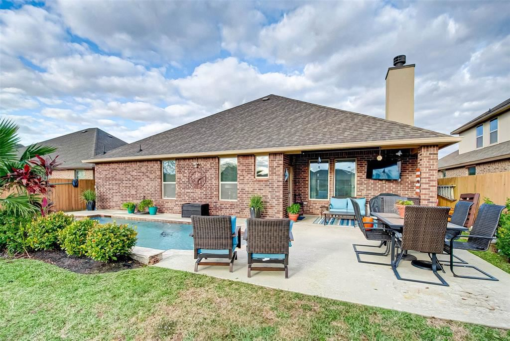 2726 La Spezia Lane, League City, TX 77573 - #: 54870543