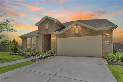 Photo of 2404 Peony Meadow Circle, Pearland, TX 77089 (MLS # 88895546)