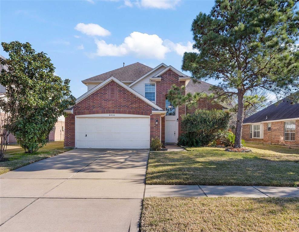 8910 Green Castle Way, Houston, TX 77095 - #: 88101546
