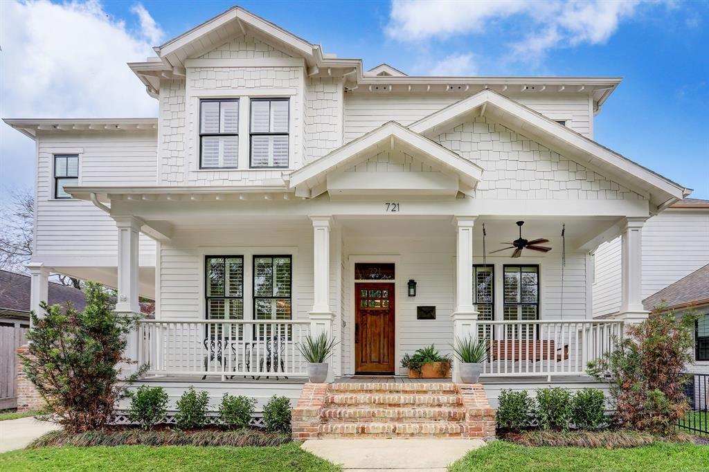 721 E 17th Street, Houston, TX 77008 - MLS#: 3914547