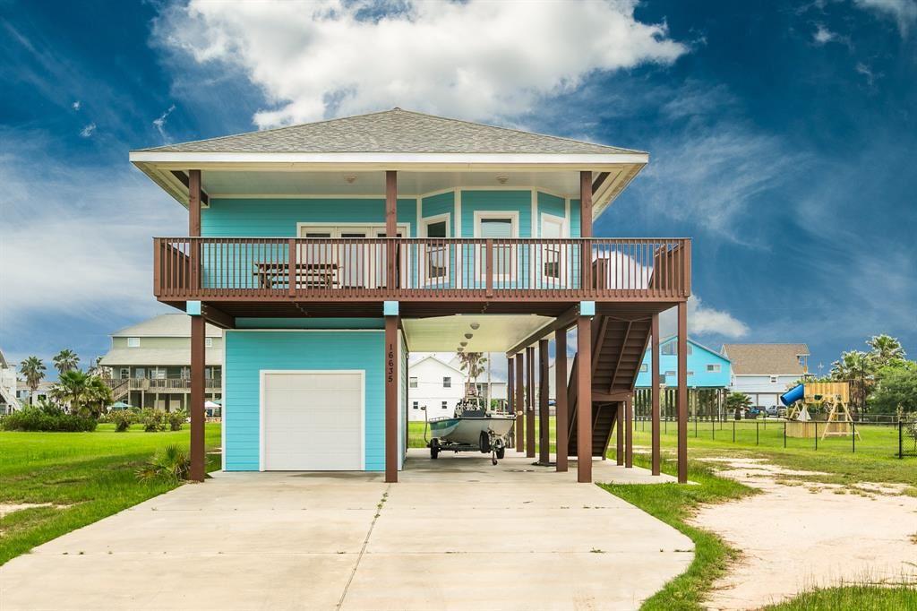 16635 John Silver Road, Jamaica Beach, TX 77554 - MLS#: 13956550