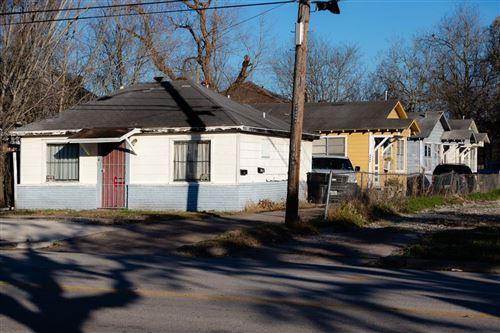Photo of 3209 Ennis Street, Houston, TX 77004 (MLS # 52583551)