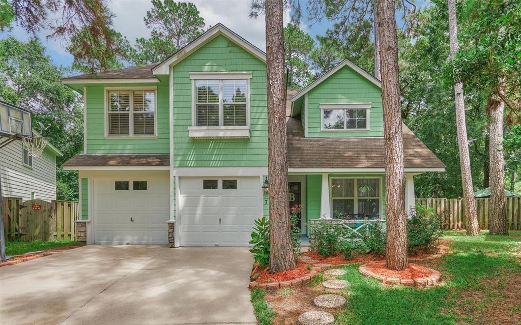 7 E Gaslight Place, The Woodlands, TX 77382 - MLS#: 79039551
