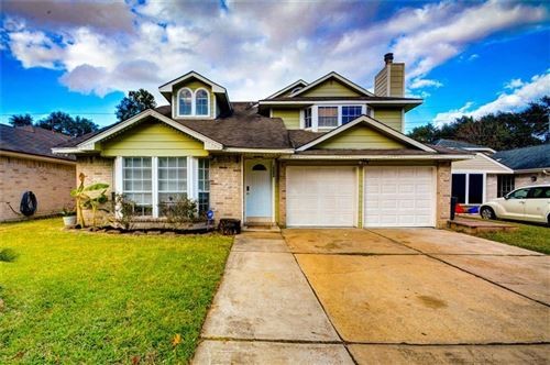 Photo of 19606 Lake Hollow Lane, Houston, TX 77084 (MLS # 6526552)