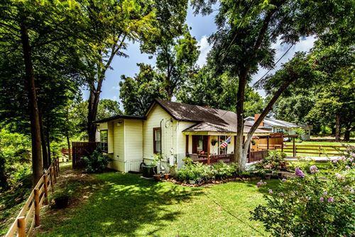 Tiny photo for 908 Sam Houston Avenue, Huntsville, TX 77320 (MLS # 86994552)