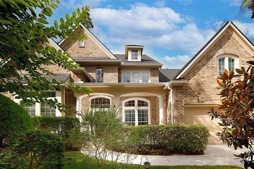 Photo of 27 Caulfield Court, The Woodlands, TX 77382 (MLS # 52467554)