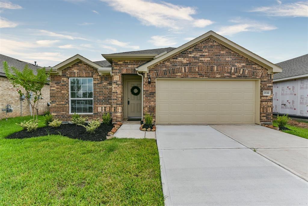 3539 Darton Creek Drive, Richmond, TX 77406 - MLS#: 41659555