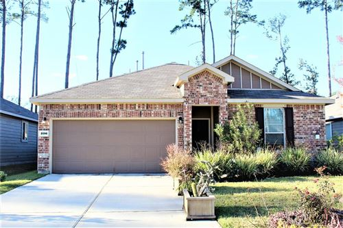 Photo of 2096 Lost Timbers Drive, Conroe, TX 77304 (MLS # 37039556)