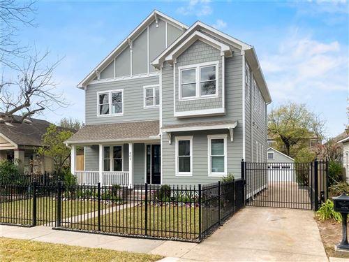 Photo of 809 Tulane Street, Houston, TX 77007 (MLS # 96754558)