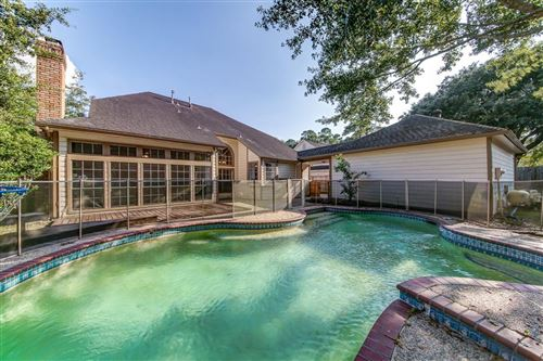 Photo of 5631 Spring Lodge Drive, Houston, TX 77345 (MLS # 94036559)