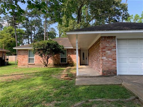 Photo of 2103 Southwood Drive, Woodbranch, TX 77357 (MLS # 22701560)