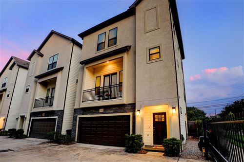 Photo of 2502 Beall Street #A, Houston, TX 77008 (MLS # 37538560)