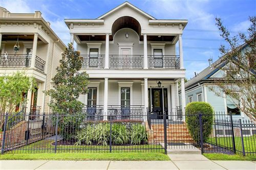 Photo of 1119 Waverly Street #B, Houston, TX 77008 (MLS # 32920562)