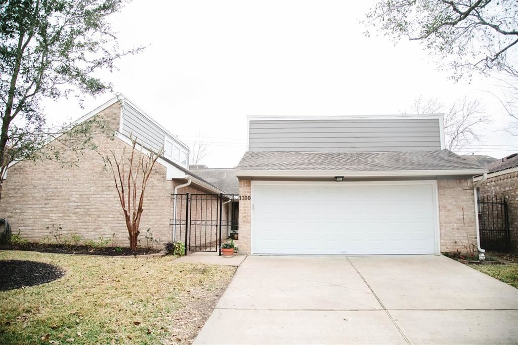 1110 Forest Home Drive, Houston, TX 77077 - #: 31682562