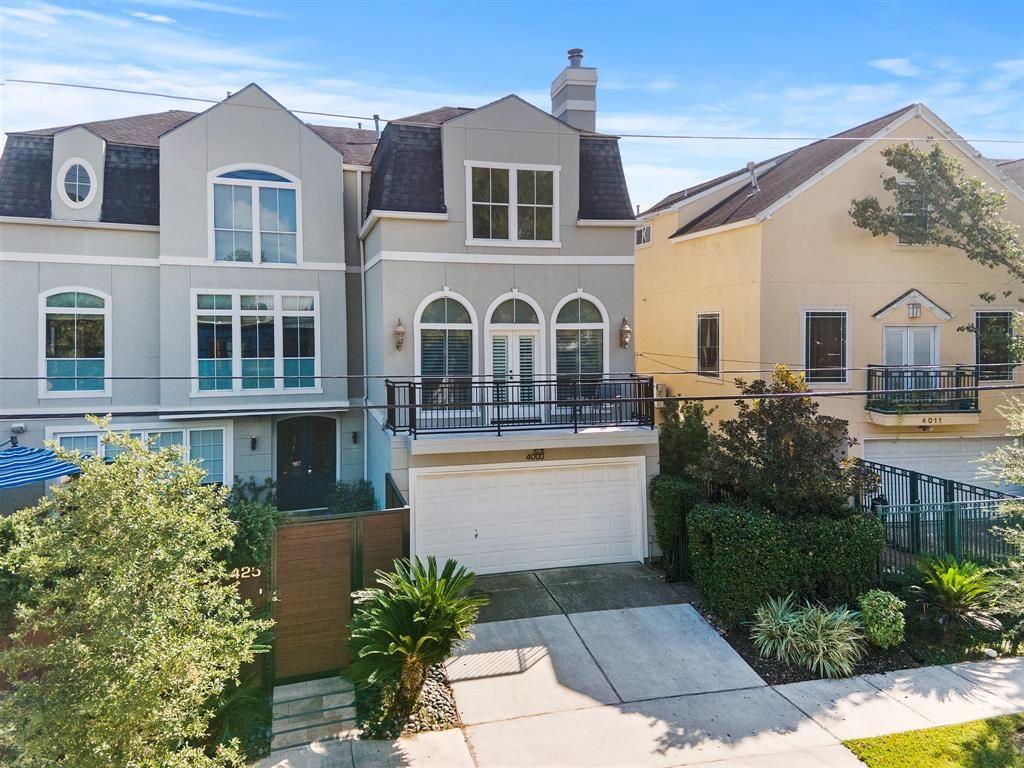 4003 Garrott Street, Houston, TX 77006 - MLS#: 41603564