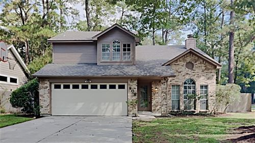 Photo of 206 S Pathfinders Circle, The Woodlands, TX 77381 (MLS # 20557565)