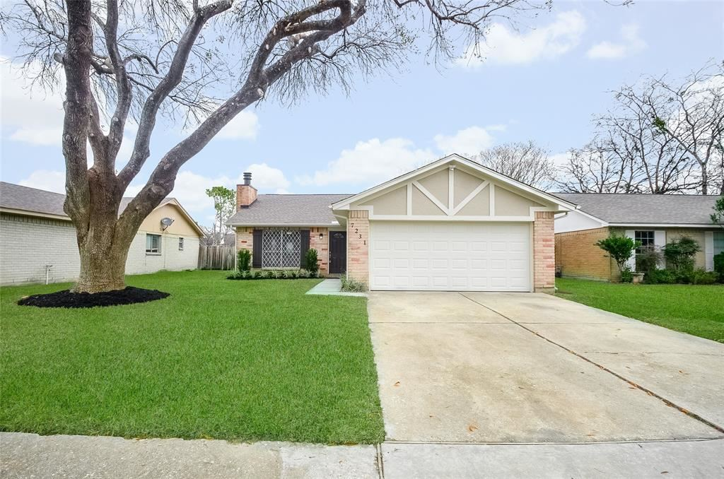 7231 COLIMA DR, Houston, TX 77083 - #: 57432565