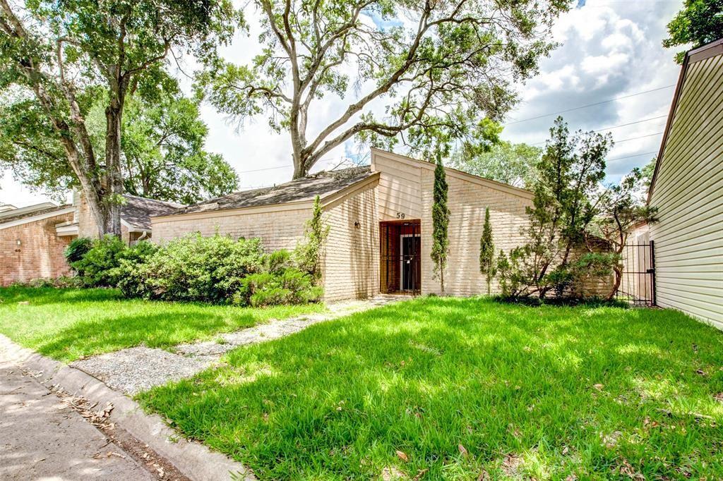 12800 Briar Forest Drive #59 UNIT 59, Houston, TX 77077 - #: 11607567