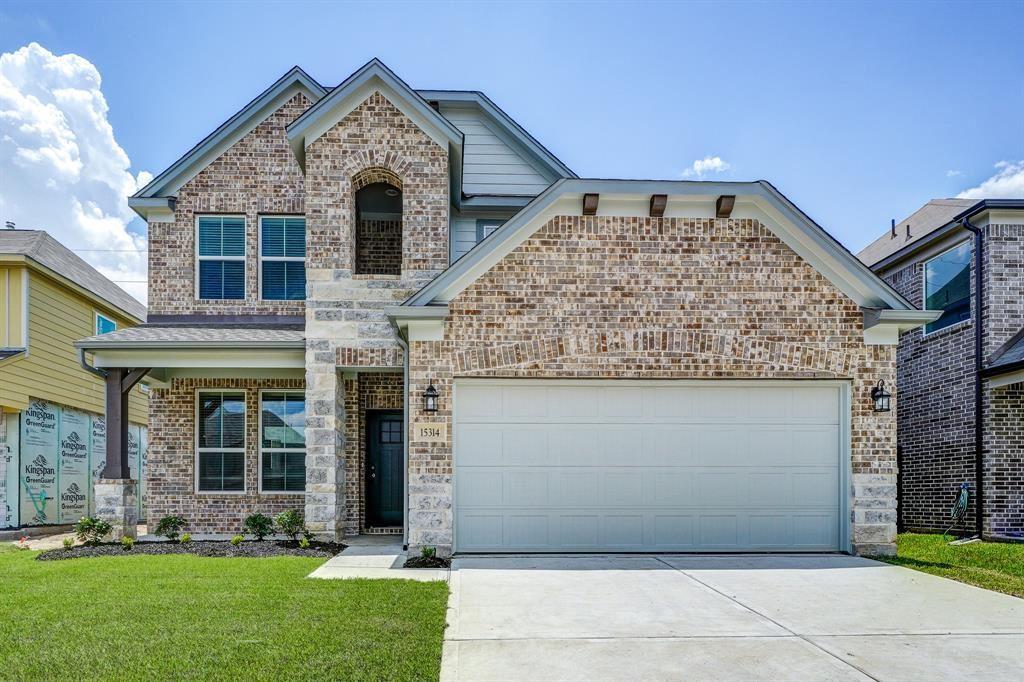 15314 Laceleaf Trail, Houston, TX 77044 - #: 92453568