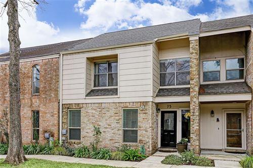 Photo of 12625 Memorial Drive #75, Houston, TX 77024 (MLS # 46443573)