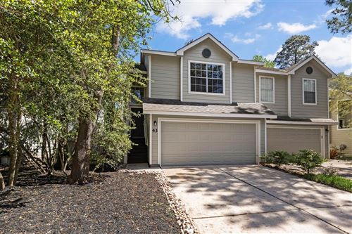 Photo of 43 N Walden Elms Circle Circle, The Woodlands, TX 77382 (MLS # 25120574)
