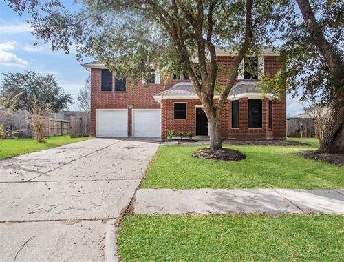 Photo of 16042 Cedar Gully Drive, Friendswood, TX 77546 (MLS # 27577575)